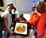 Yogi meets Swami Hari Narayan