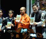 UP CM launches PM Modi's book 'Exam Warriors