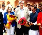 John Bailey visits Agra
