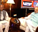 Uttarakhand CM meets Home Minister Amit Shah