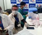 Kailash Hospital in Noida ready for vaccination drive