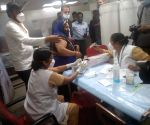 Free Photo: New Delhi: Vaccination drive at LNJP hospital