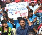 Jignesh Mevani's demonstration