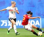 FRANCE-VALENCIENNES-SOCCER-FIFA WOMEN'S WORLD CUP-GROUP B-GER VS ESP