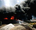PHILIPPINES VALENZUELA CITY FIRE