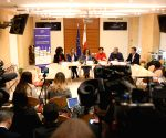 MALTA VALLETTA EUROPEAN PARLIAMENT DELEGATION PRESS CONFERENCE