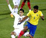 Ecuador V/S Bolivia - Copa America 2015 Group A soccer match