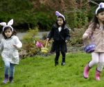 CANADA VANCOUVER EASTER EGG HUNT