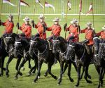 CANADA VANCOUVER RCMP MUSICAL RIDE