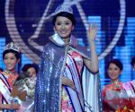 Cindy Zhong the Miss Chinese Vancouver 2013