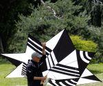 39th annual Pacific Rim kite festival in Vancouver