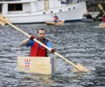 CANADA-VANCOUVER-PLYWOOD BOAT RACE