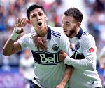 CANADA-VANCOUVER-MLS-VANCOUVER WHITECAPS VERSUS PORTLAND TIMBERS