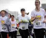 CANADA-VANCOUVER-MOTHER'S DAY RUN