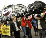 CANADA VANCOUVER PIPELINE EXPANSION PROTEST