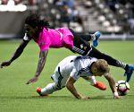 CANADA VANCOUVER MLS CONCACAF WHITECAPS VS CENTRAL FC