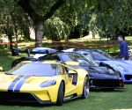 CANADA-VANCOUVER-LUXURY AND SUPERCAR WEEKEND-SHOWE