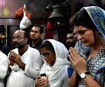 Priyanka offers prayers in Varanasi