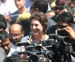 Priyanka starts 2nd leg of UP campaign on Wednesday