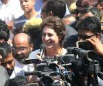 Who let Nirav Modi escape, Priyanka asks BJP