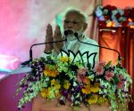 Modi visits Kal Bhairav temple ahead of filing papers