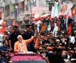 Modi show in Varanasi: 'We responded to terrorists in their own language'