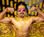 Free Photo: Varun Dhawan shares moments from Haldi ceremony