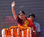 'Raje is BJP, BJP Raje in Rajasthan' triggers tumult in state unit