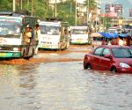 Flooded streets of Guwahati
