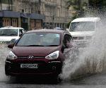 Kolkata: Rains