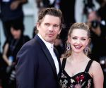 "ITALY-VENICE-FILM FESTIVAL-""FIRST REFORMED"" PREMIERE"