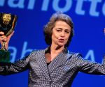 Charlotte Rampling to be honoured at Berlin film fest