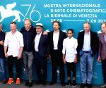 "ITALY-VENICE-FILM FESTIVAL-""THE PAINTED BIRD"