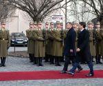 HUNGARY VESZPREM POLAND PRESIDENT VISIT