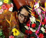 Manoj Kumar snapped on his 77th birthday