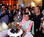 Asha Bhosle celebrates her 86th birthday