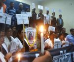 Candlelight vigil to protest against Hyderabad gang rape-murder