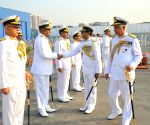 Missiles specialist Vice-Admiral Ajit Kumar P. is new chief of WNC