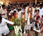Rabindranath Tagore's death anniversary