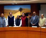 Rajya Sabha Standing Committees Chairmen meeting - Venkaiah Naidu