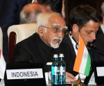 Vice President Ansari addresses at the 11th ASEM Summit