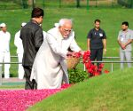 President, Vice President pay tributes to Jawaharlal Nehru