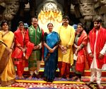 Venkaiah Naidu visits Sri Venkateswara temple in Andhra
