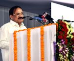 Kakinada (Andhra Pradesh): Venkaiah Naidu at Diamond Jubilee Celebrations of Rangaraya Medical College