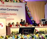 Symbiosis International (Deemed University) convocation - Venkaiah Naidu