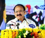 Kondapavuluru (Andhra Pradesh): Foundation stone laying ceremony of National Institute of Disaster Management
