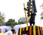Subramania Bharatiyar's birth anniversary