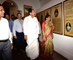 Venkaiah Naidu visits National Museum