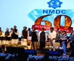 NMDC Diamond Jubilee Celebrations - Venkaiah Naidu