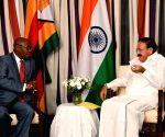 Venkaiah Naidu meets Zimbabwe's Acting Foreign Minister